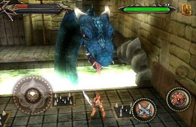 Game Tehra Dark Warrior Android