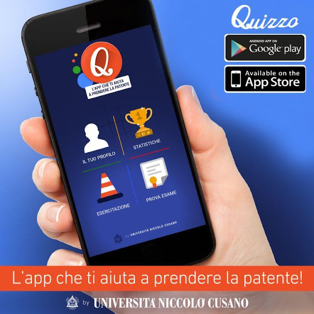app quizzo quiz patente a b android iphone ipad ipod