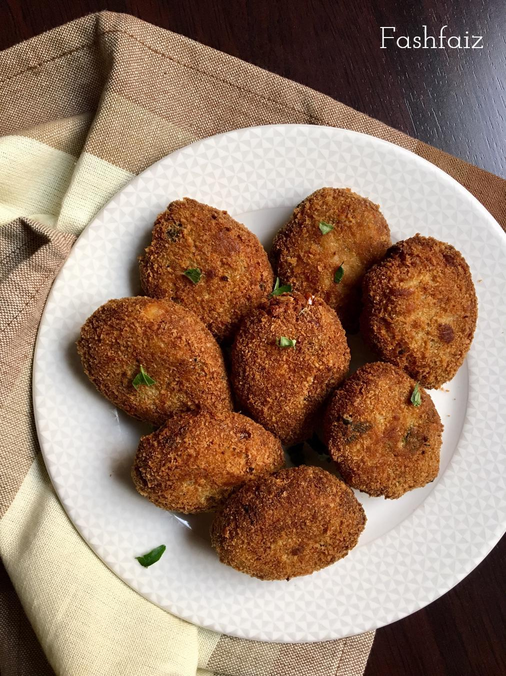 Make and freeze some Chicken Cutlets