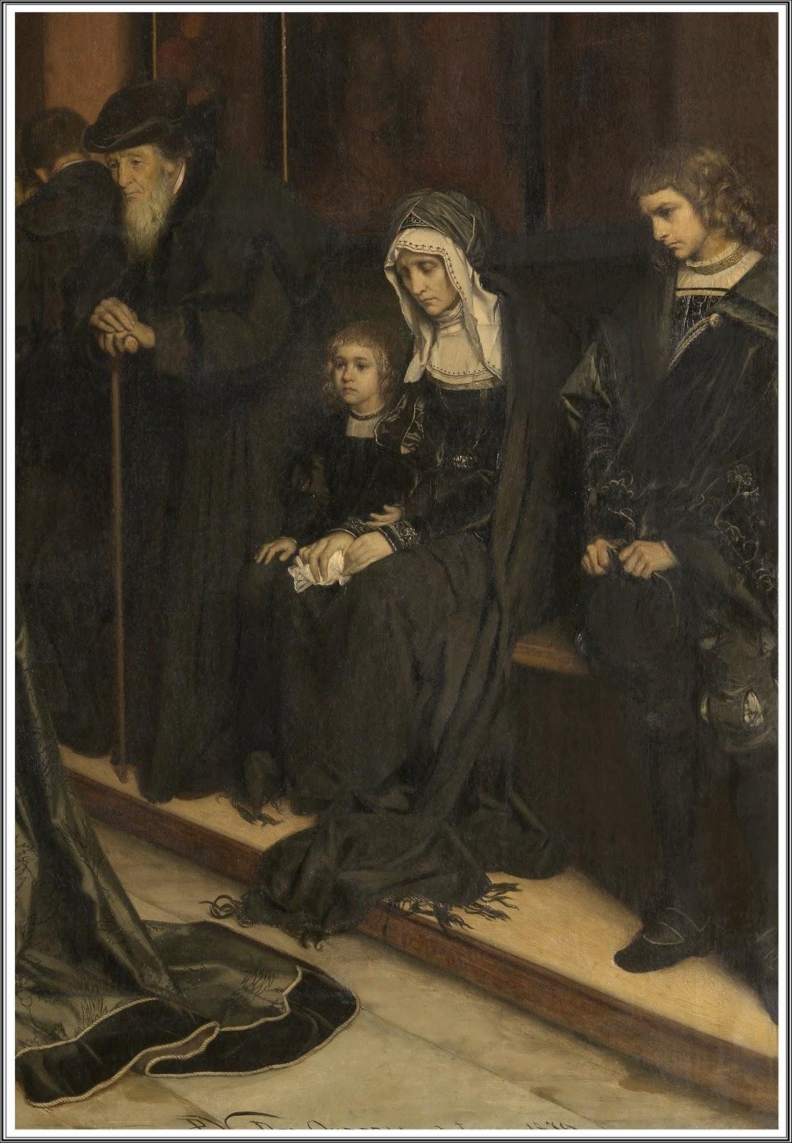 Le Prince Lointain Pierre Jan Van Der Ouderaa 1841 1915 Le