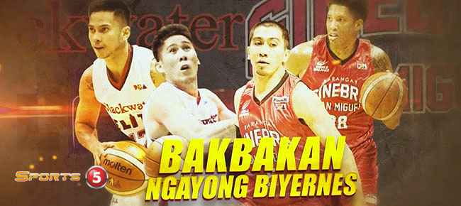 HIGHLIGHTS: Ginebra vs. Blackwater (VIDEO) January 20