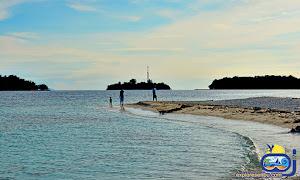 pantai pasir perawan open trip pulau pari
