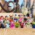 Personagens da Disney ganham versão em LEGO