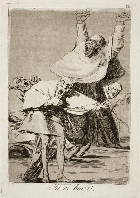 Francisco Goya - Ya es hora / Ήρθε η ώρα / It is time