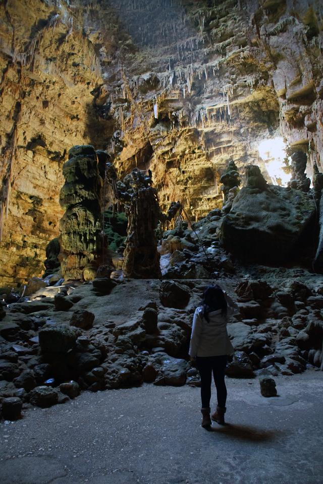 Cueva Castellana Puglia Italia