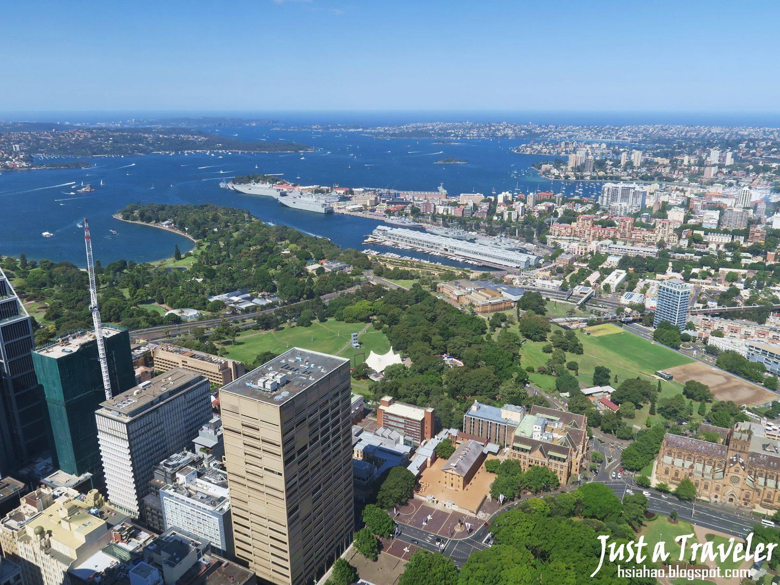 雪梨-悉尼-景點-推薦-雪梨塔-悉尼塔-優惠券-自由行-套票-旅遊-澳洲-Sydney-Tower-Eye-Tourist-Attraction-Travel-Australia