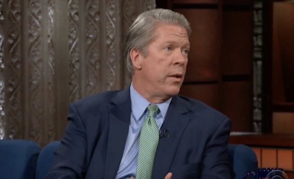 Major Garrett Throws Shade on Jim Acosta: When President Says it's Not Your Turn, You Give Up the Mic