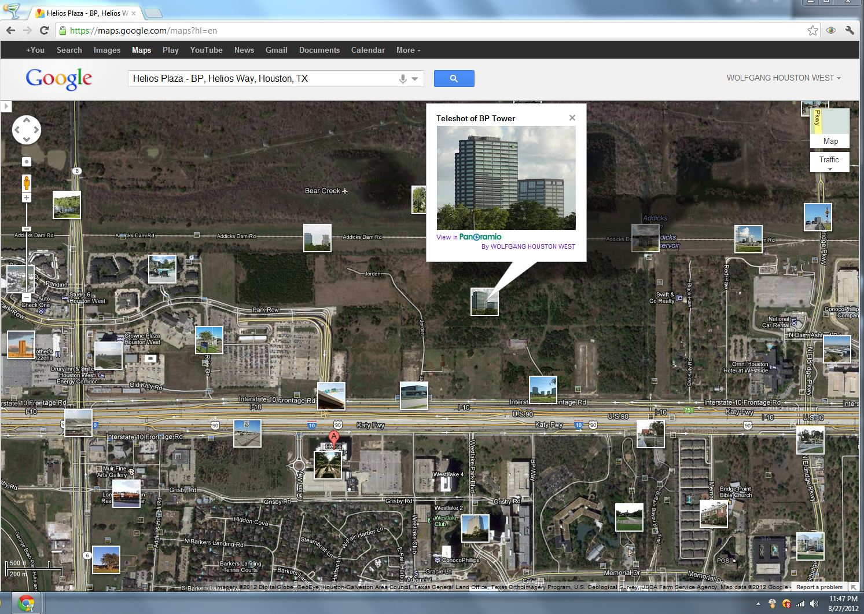 British Petroleum America West Houston Campus on