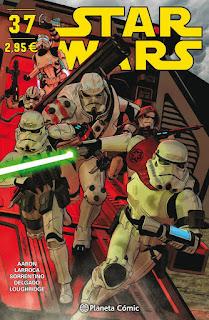 la grapa Star Wars