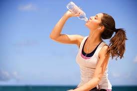 Minum Air yang cukup