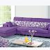 Bộ sưu tập các mẫu ghế sofa nỉ nhập khẩu mới nhất
