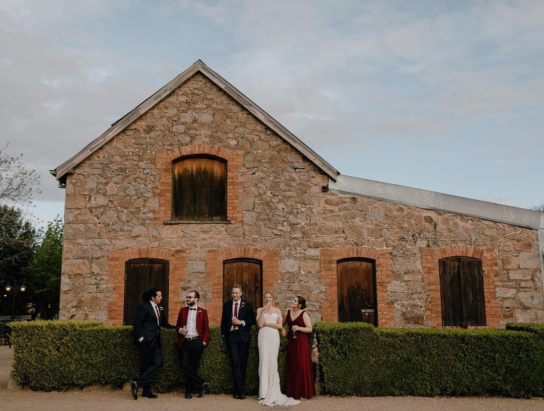 VENUE: MAGPIES NEST   WEDDING VENUE WAGGA WAGGA NSW