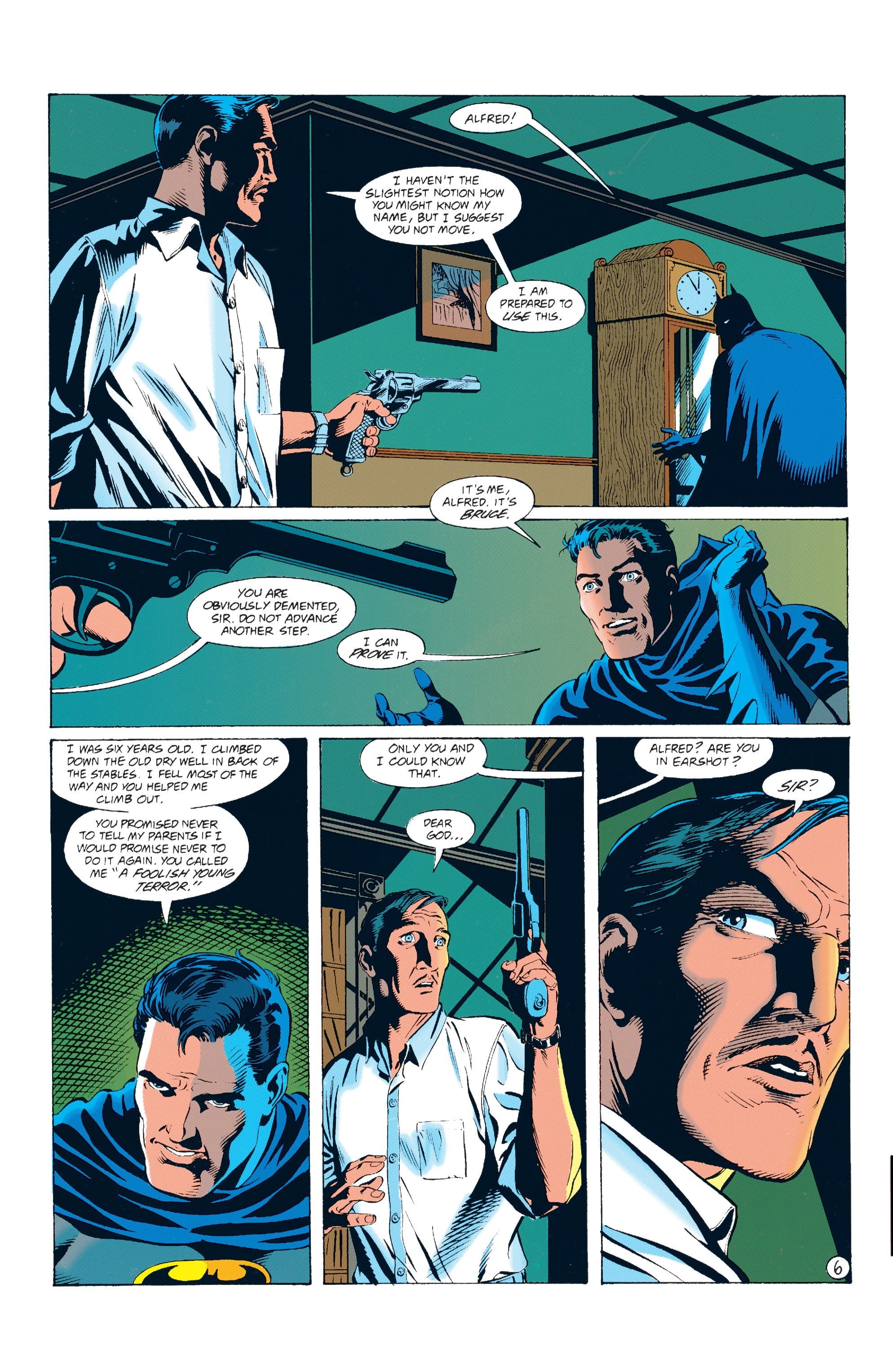 Detective Comics (1937) 678 Page 6