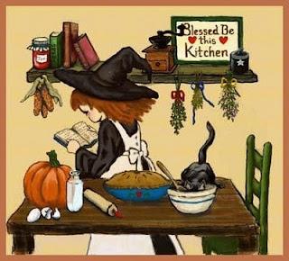 Resultado de imagem para livro a cozinha da bruxinha
