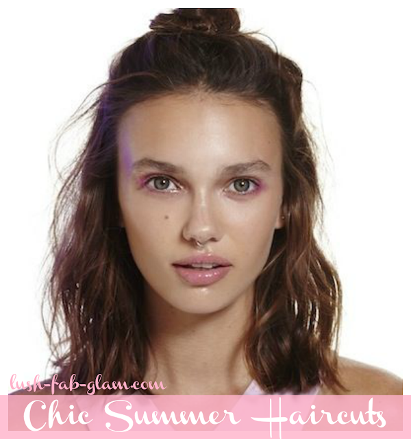 Chic summer hairstyles and haircuts to help you beat the heat!