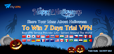Halloween Event- 7 Days Trial VPN Activation Code