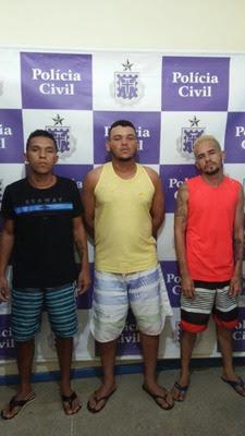 Sequestradores de fazendeiro de Catu, são presos no aeroporto de Salvador após receberem dinheiro de resgate