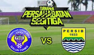 Persib Bandung vs PSGC Ciamis