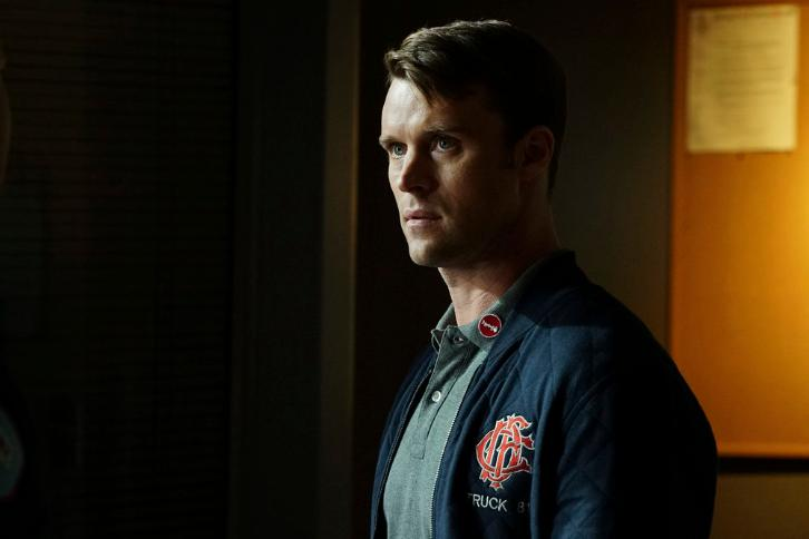 Chicago Fire - Episode 5.06 - That Day - Promo, 3 Sneak Peeks, Promotional Photos & Press Release