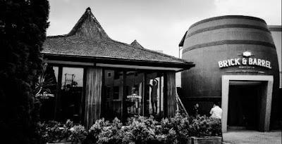 Brick & Barrel Bistro Bandung