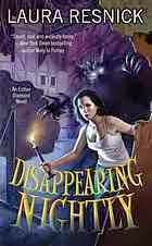 cover to disappearing nightly by laura resnick