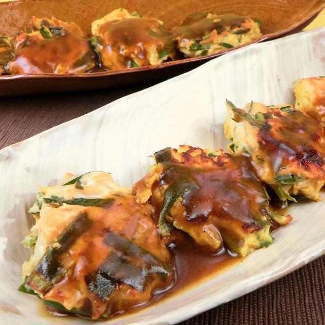 野菜入りつくねのカレーあんかけレシピは子供喜ぶおすすめ簡単料理