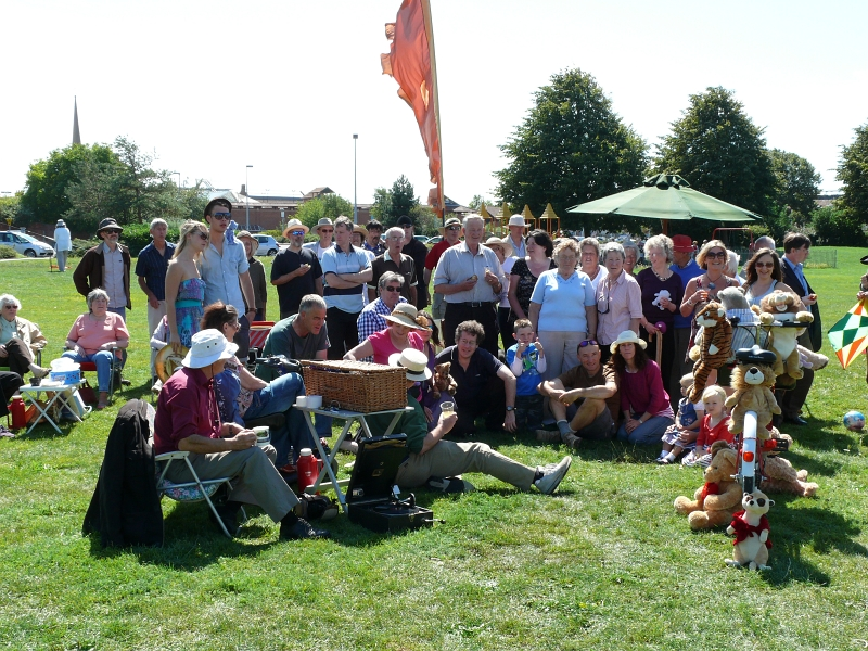 Bridgwater Forward Big Picnic Alerts Public To Scale Of