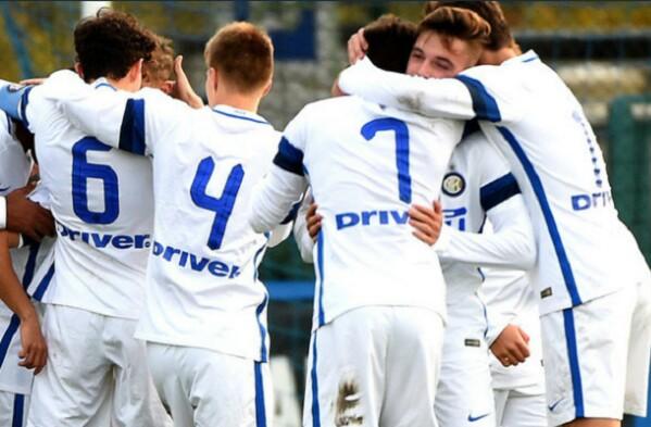 I giovanissimi dell'Inter
