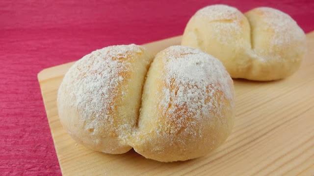 おからと米粉を使ったもちもち白パンレシピ【トースター使用】