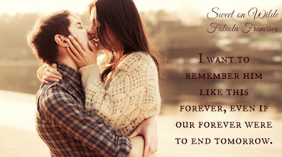 Sweet on Wilde by Fabiola Francisco book blog tour graphic