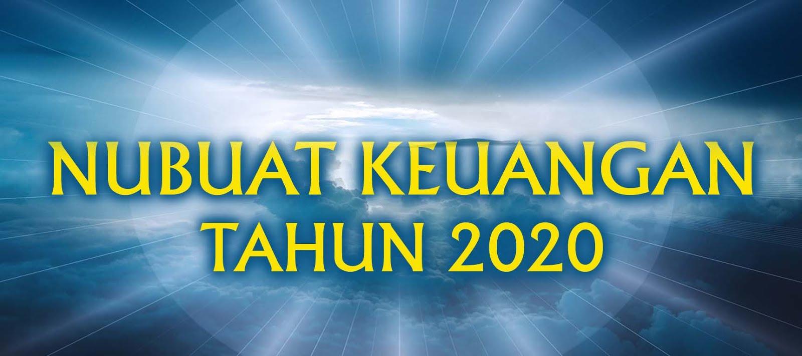 NUBUAT KEUANGAN 2020