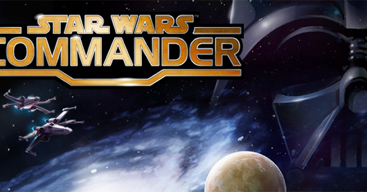 Star Wars Commander Facebook Cover Photo