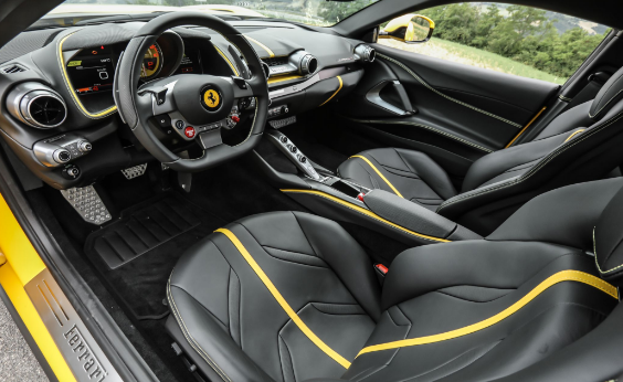 2019 Ferrari 812 Superfast Reviews and Price