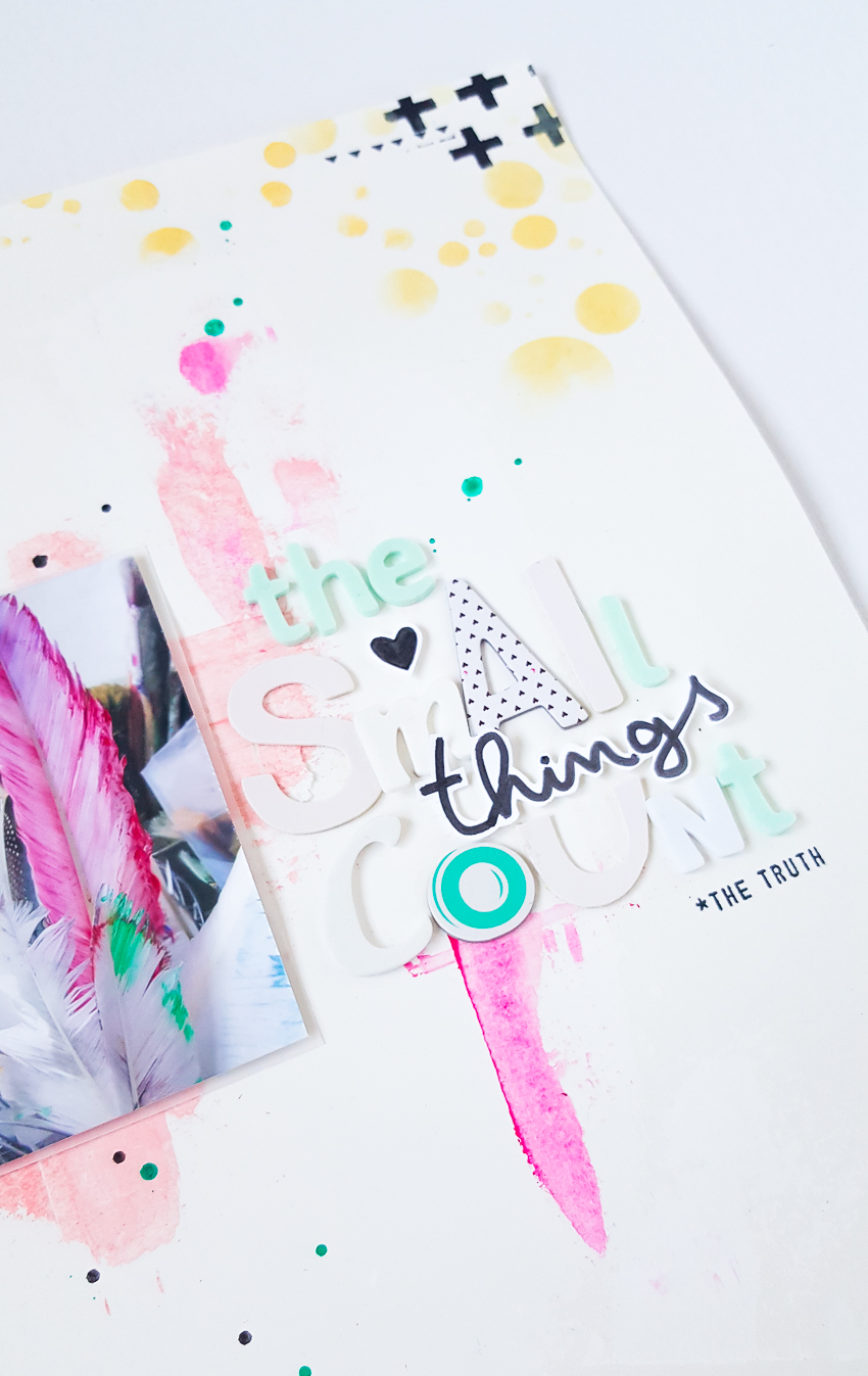 Art Journaling | Scrapbooking | Janna Werner