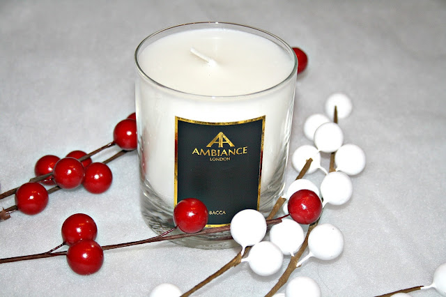 Bacca Berry Luxury Scented Candle