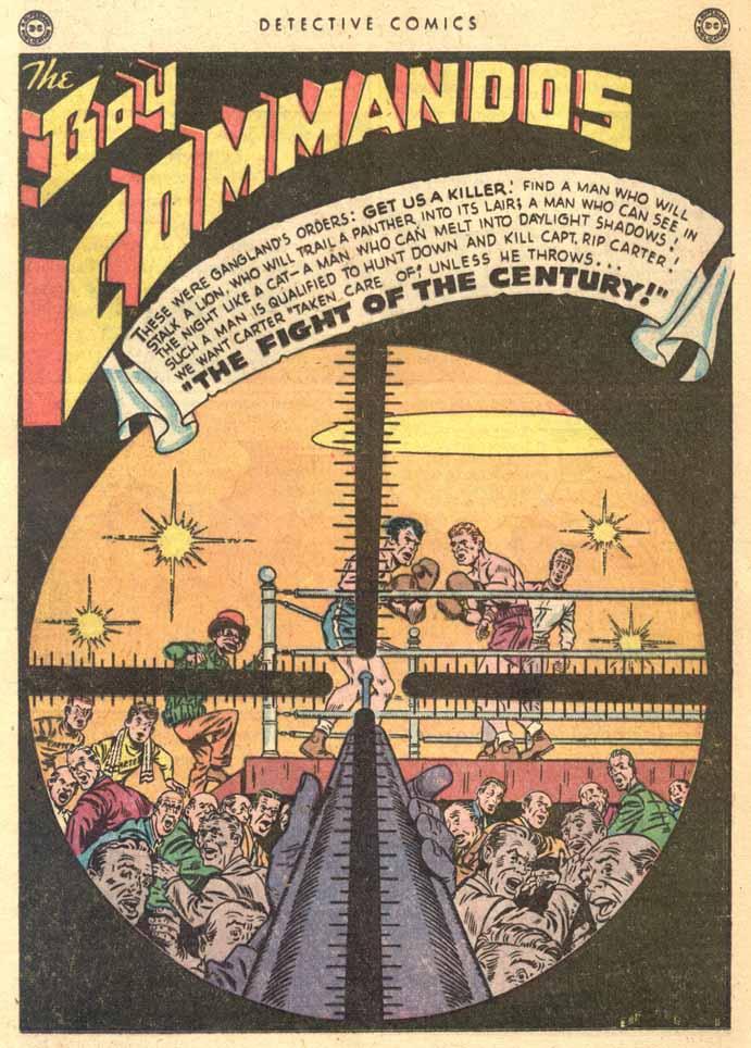 Read online Detective Comics (1937) comic -  Issue #147 - 36