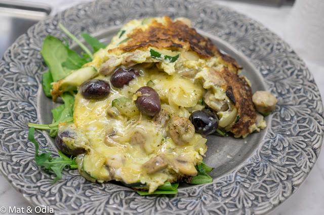 matig omelett