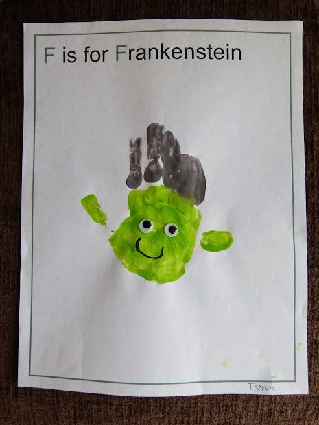 Paula' Preschool And Kindergarten Fabulous Fun Letter