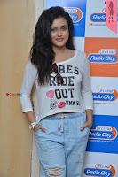 Cute Actress Misti Chakravarthi at Babu Baga Busy Team at Radio City ~  Exclusive 8th April 2017 048.JPG