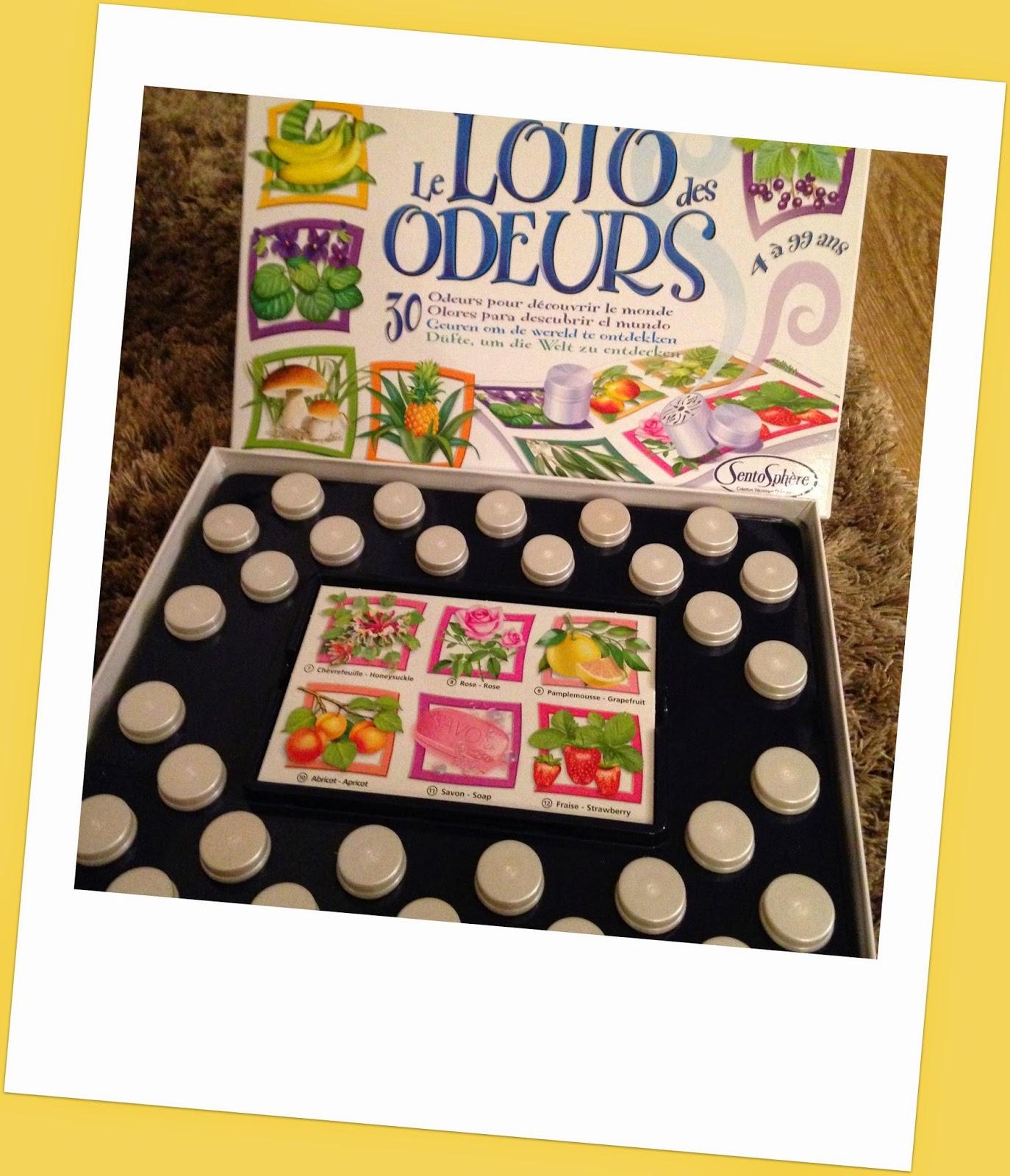 mon joli petit bureau jeu sensoriel le loto des senteurs. Black Bedroom Furniture Sets. Home Design Ideas