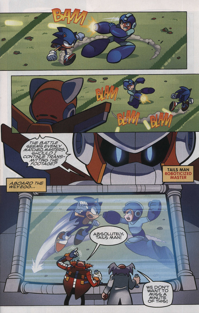 Read online Sonic The Hedgehog comic -  Issue #248 - 9