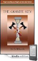 "Think ""<i><b>MEDIUM</b></i> meets <i><b>THE LOST SYMBOL</b></i>"" and it only begins to describe the pleasures of our Kindle eBook of the Day: N.S. Wikarski's <i><b>THE GRANITE KEY</b></i> - 5 Stars, $2.99 on Kindle, and here's a free sample!"
