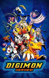 Digimon Heroes Apk Mod
