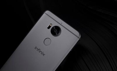 Infinix Zero 4 x555 back