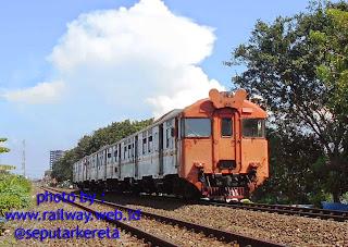 Jadwal Kereta Api Komuter Lamongan Surabaya