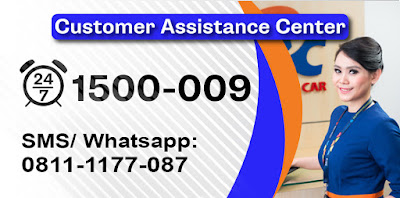 TRAC Astra memiliki layanan customer assistance center