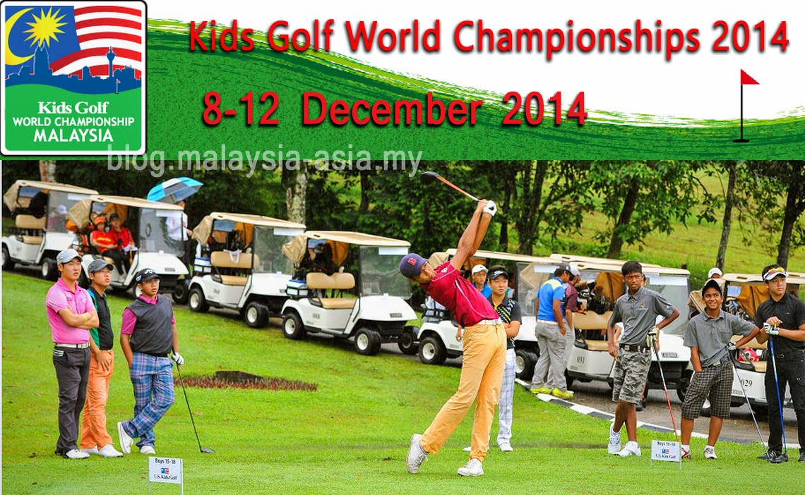 Kids Golf World Championships 2014 (KGWC)