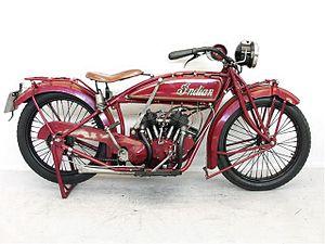 Sejarah Motor Indian