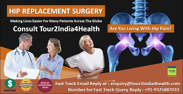 Hip Replacement Surgery Making Lives Easier For Many Patients Across The Globe