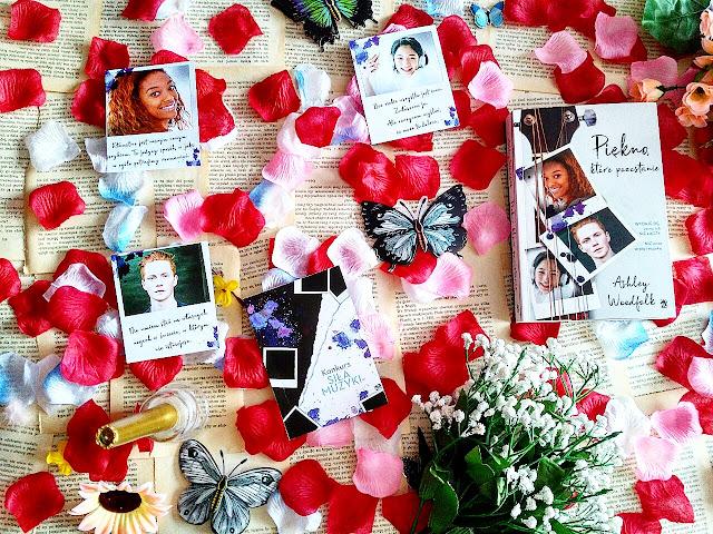 """O stracie, żałobie i muzyce, czyli recenzja powieści Ashley Woodfolk pt.""""Piękno, które pozostanie"""""""